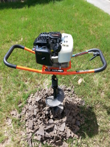 43cc Earth Auger by Powermate