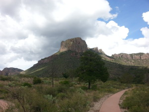 Casa Grande, Big Bend National Park