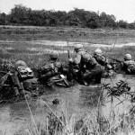 US Combat Unit In Vietnam