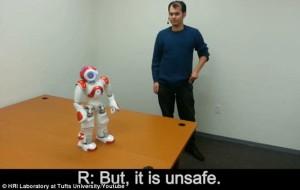Robotic Ethics