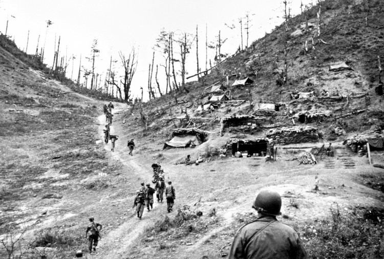 Schlacht Von Heartbreak Ridge